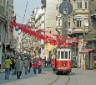 Beyoglu district - the modern Istanbul